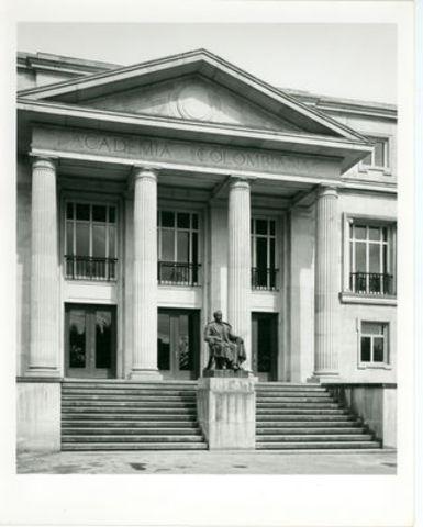 Fundación de la Academia Colombiana de la Lengua