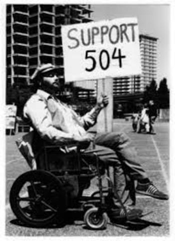PL 93-112 The Rehabilitation Act of 1973 Section 504