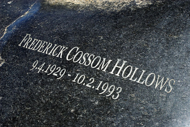 Death of Fred Hollows