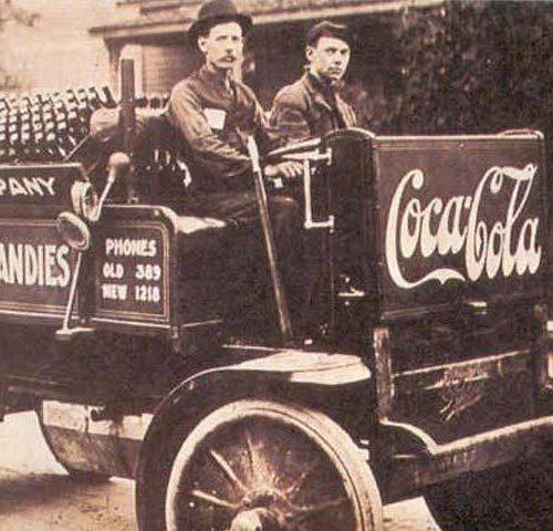 """""""Coca-Cola es la pausa que refresca"""""""