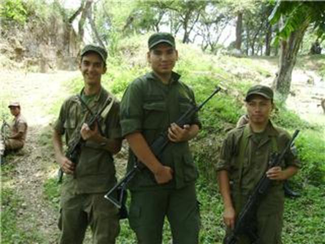 Mi ingreso a Reservas Militares