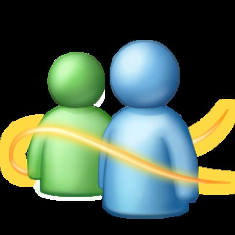 Primera cuenta messenger y hotmail