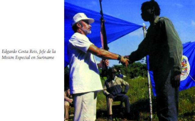 Misión Especial Suriname