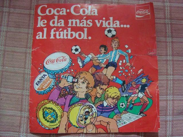 Coca Cola le da más vida..  al fútbol.