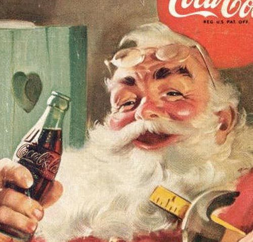 """""""Coca-Cola y sonrisas para vos"""""""
