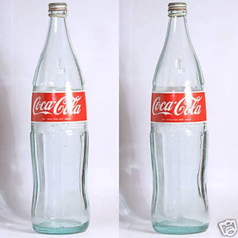 Nuevo envase Coca Cola