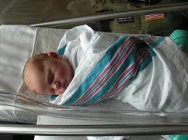 Anna Is Born