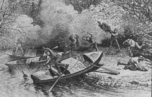 John Wesley Powell's Colorado River Expendition