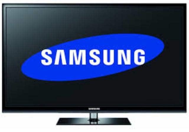 Televisión Samsung Plasma