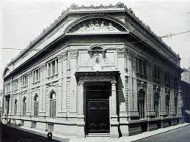 Proyecto de Banco de El Salvador