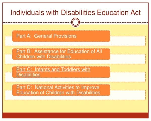 PL 55-49 Education of the Handicapped Amendments