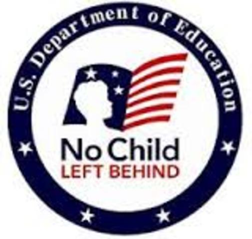 PL 107-110 No Child Left Behind ACT