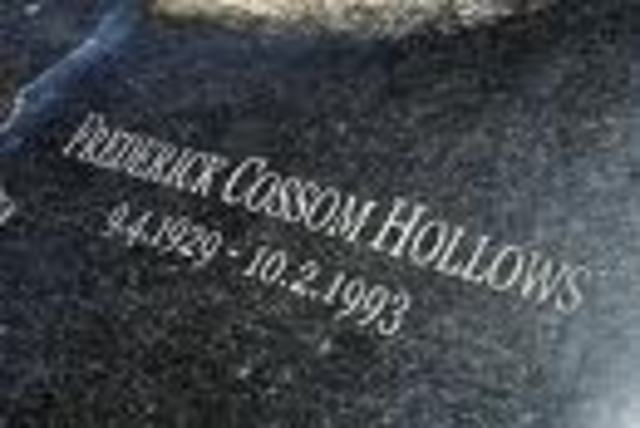 Fred Hollows died