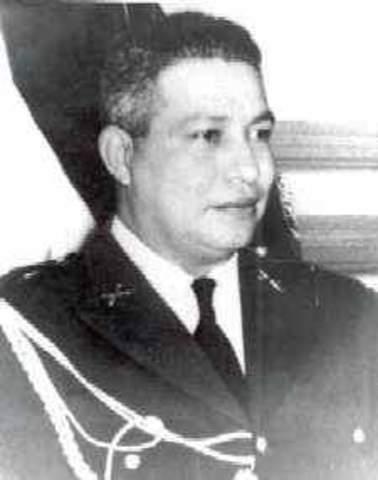 Gobierno del Coronel Oscar Osorio