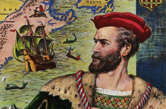 Jacque Cartier's secoond voyage