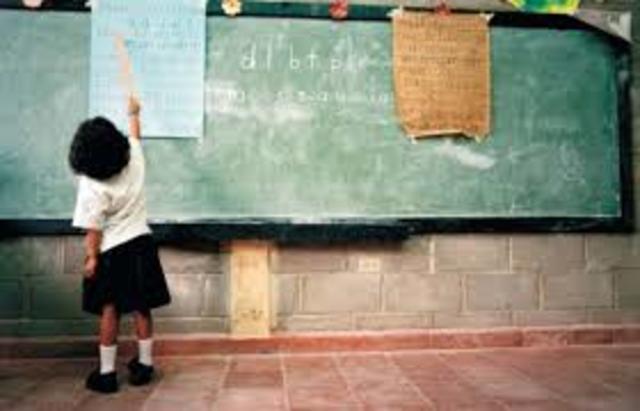 Nuevas escuelas en Mèxico