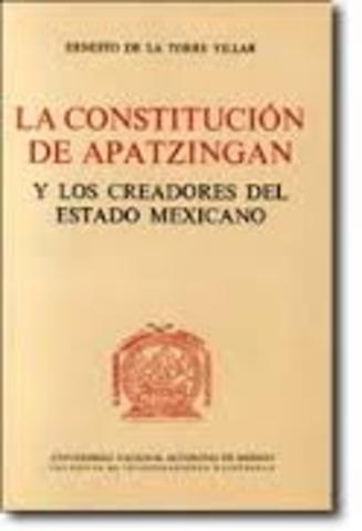 Constituciòn en Apatzingàn