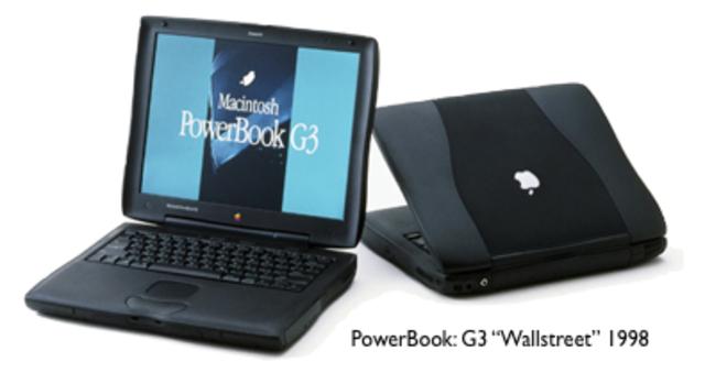 PowerBook G3-Apple