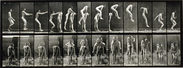Muybridge Sequential Photography