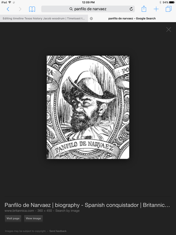 Pánfilo de Nárves