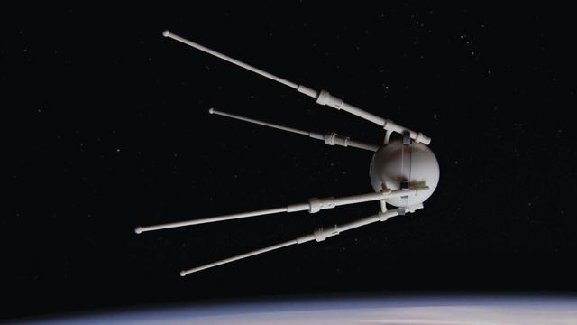 Sputnik Takes Off