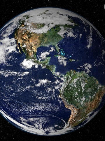 First pictures of Earth from 105 km