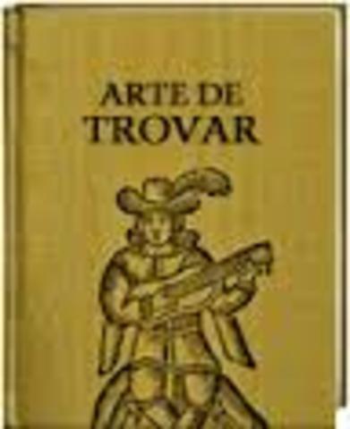 "El ""Arte de Trobar"", primer tratado sobre la lengua española"