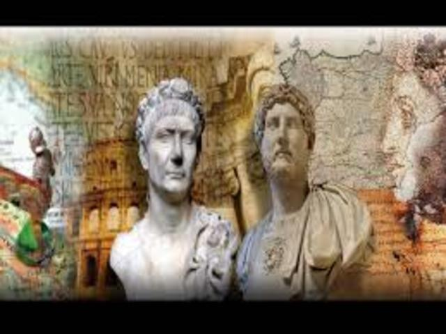 Termina la dominación romana