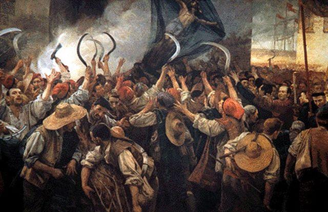 La guerra dels Segadors (1640-1659)
