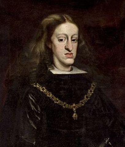 Carles II d'Habsburg  i Felip V d'Anjou