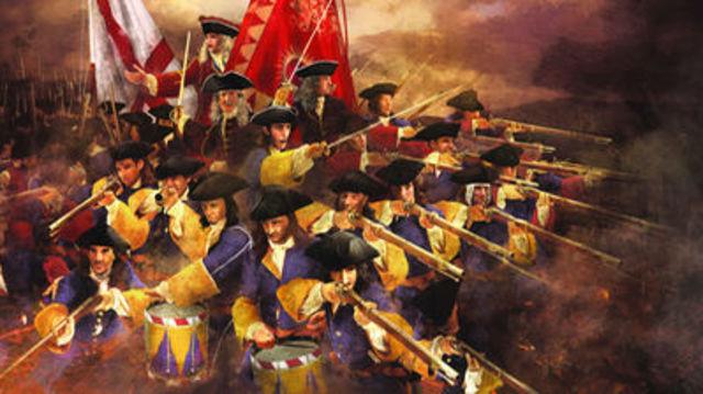 (Guerra dels borbons) Repressió borbònica a la Guerra de Successió Espanyola