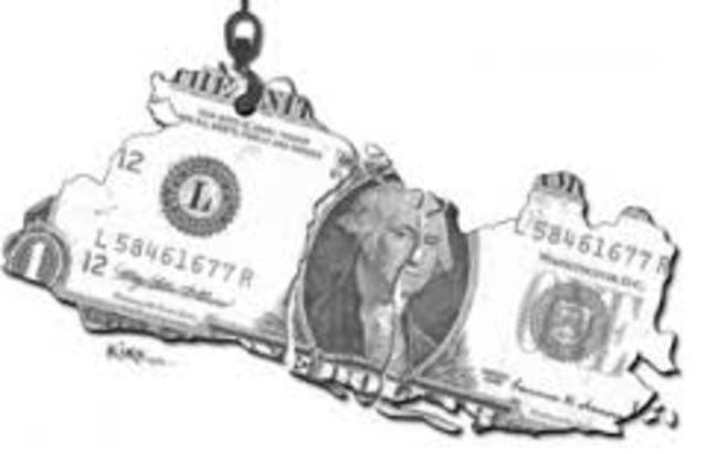 Nacionalizacion de la banca salvadoreña