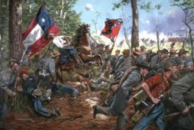 Guerra de texas y guerra de los pasteles