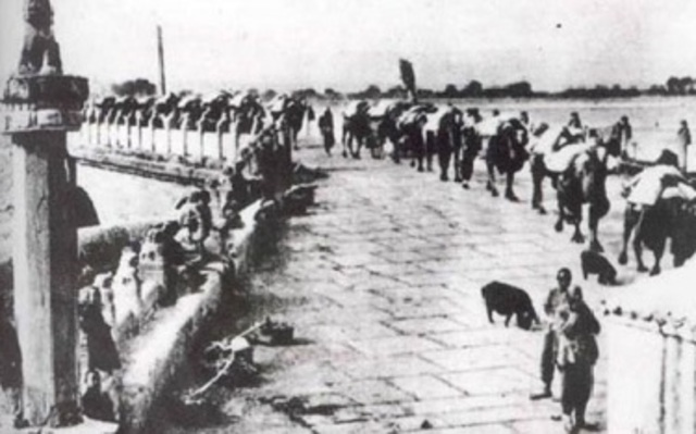 The Marco Polo Bridge incident-The Sino-Japanese war