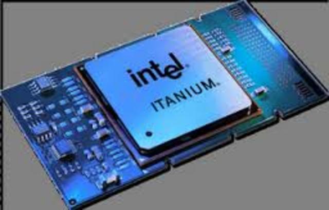 Procesador Itanium