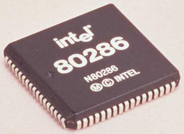 Introduccion del microprocesador 80286
