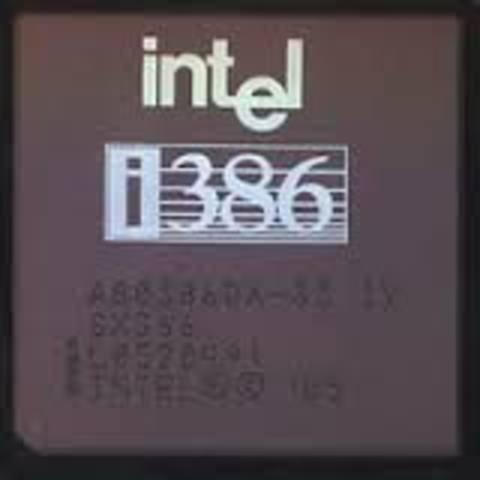 Introduccion del microprocesador 386TM - DX