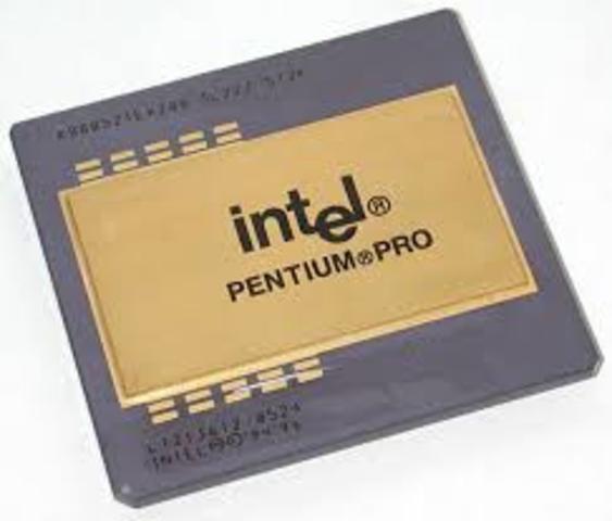 Integracion del microprocesador Pentium pro