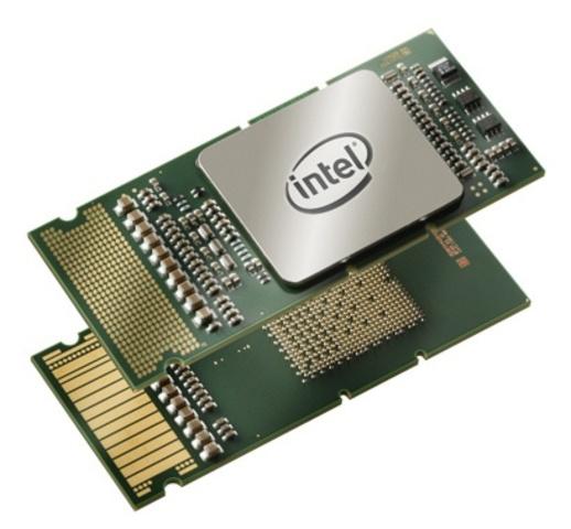 Integracion del microprocesador Itanium