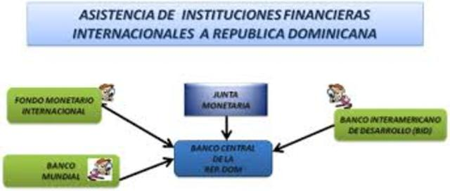 creación de la Junta Monetaria