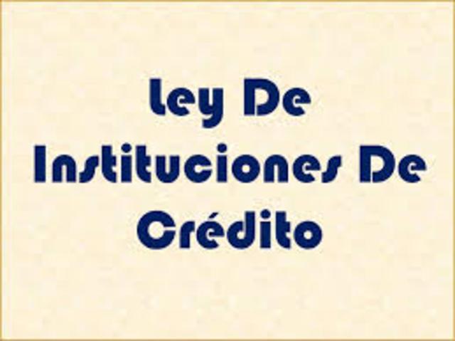 Bancos, Asociaciones de Ahorro y Préstamo e Instituciones de Crédito y OrganizacionesAuxiliares