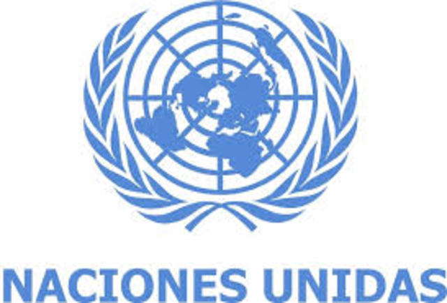 Surgimiento de las Naciones Unidas