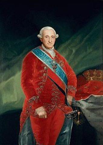 Carles IV d'Espanya