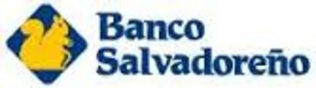 Cambio su nombre a Banco Salvadoreño.