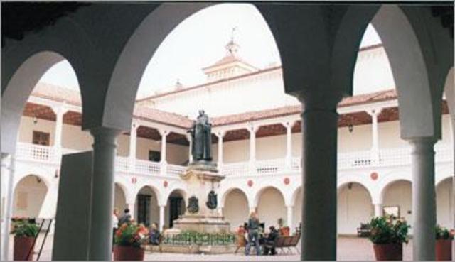Claustro del Rosario