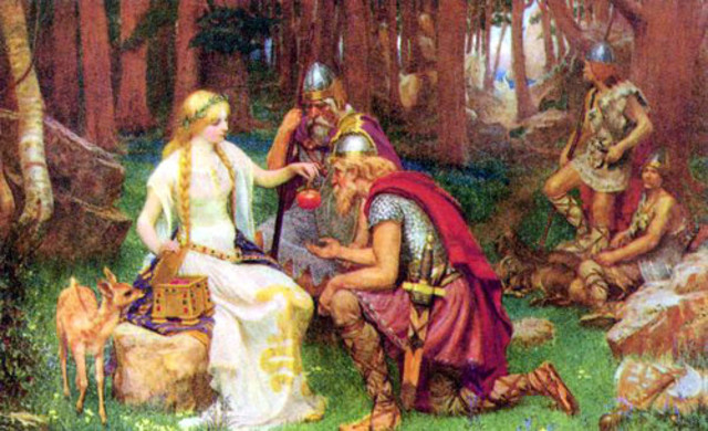 Teoria Escandinava o de los Vikingos
