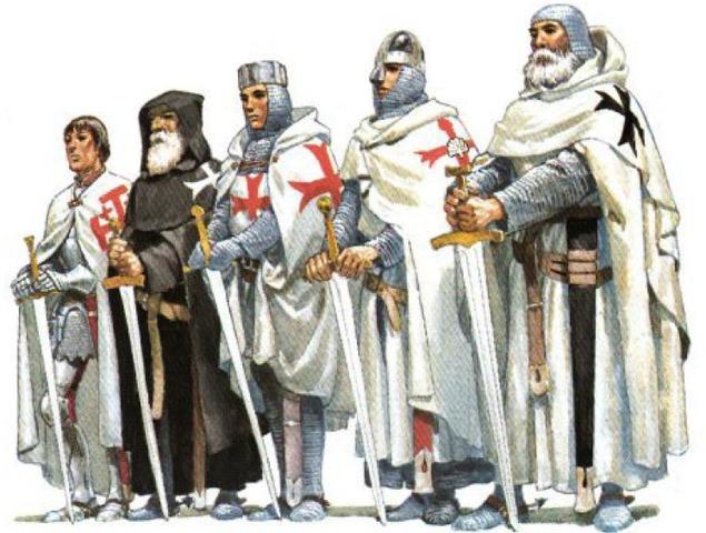 Teoria de los Templarios