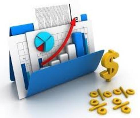 El sistema financiero estaba constituido por 14 bancos y 6 asociaciones de ahorro  y préstamos.