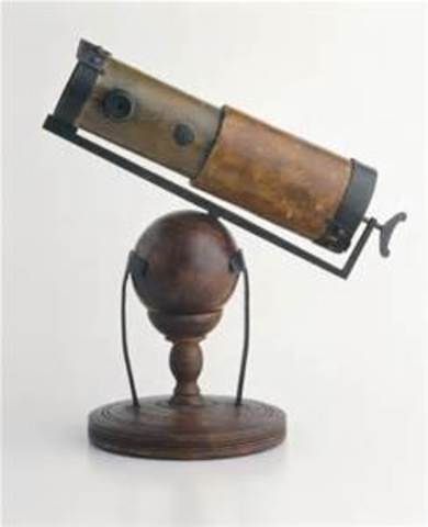 Isaac Newton created the first successful reflecting telescope
