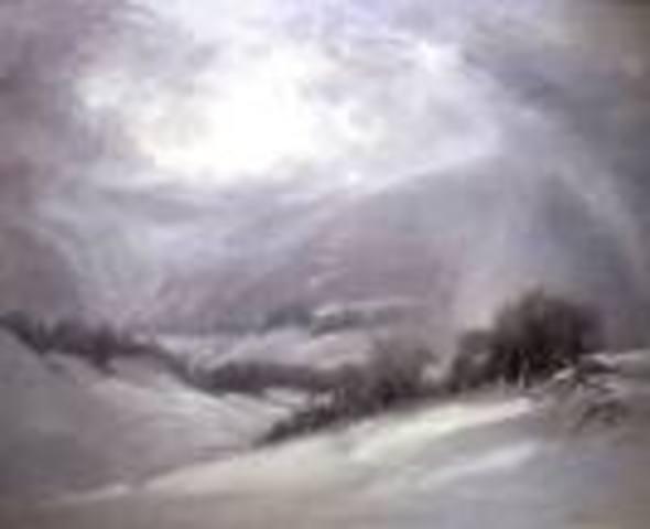 A Snowstorm Strikes